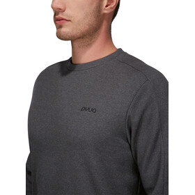 PYUA Dawn-Y S Sweat-shirt de survêtement Homme, grey melange